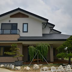 Passive house by 翔霖營造有限公司