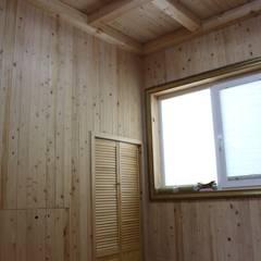경주 안계리 주택 [행복이 가득한 집]: 나무집협동조합의  방