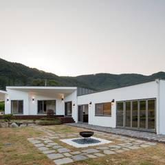 de (주)건축사사무소 더함 / ThEPLus Architects Moderno