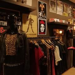 Keep on Rockin: Oficinas y Tiendas de estilo  de ABD