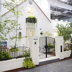イベント装飾 クラシカルスタイルの 玄関&廊下&階段 の (有)ハートランド クラシック