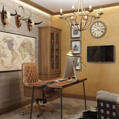 Study/office by Zibellino.Design