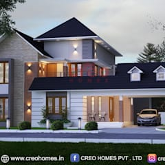 Balkon by CreoHomes Pvt Ltd