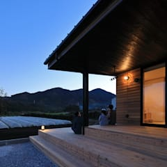 Balcony by ㈱ライフ建築設計事務所