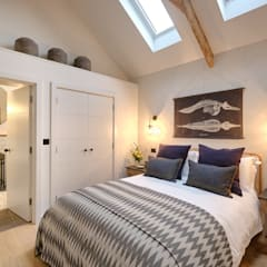 The Nook, Near Rock | Cornwall:  Bedroom by Perfect Stays