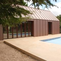 Tuinhuis door ZFA Arquitectura