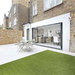 حديقة Zen تنفيذ Design and Build London Renovation