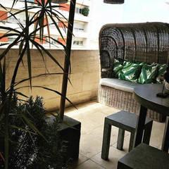 Mái hiên by Gavetão- Decoração de Interiores