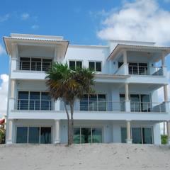 : Casas de estilo  por AC Construcciones