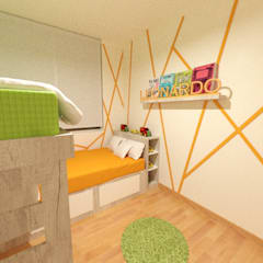 Boys Bedroom by Inspira