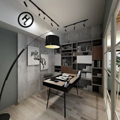 Study/office by 希爾達科技有限公司 HILDA TECHNOLOGY CO. LTD