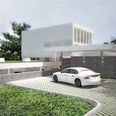Carport by RRA Arquitectura