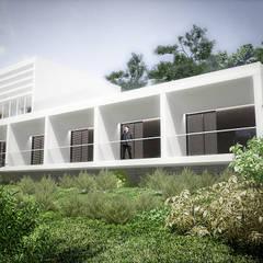 Sonoma: Casas unifamiliares de estilo  por RRA Arquitectura