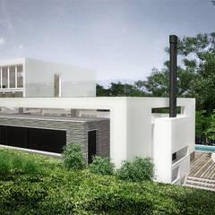 Sonoma: Casas de estilo  por RRA Arquitectura