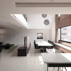 غرفة السفرة تنفيذ 形構設計 Morpho-Design