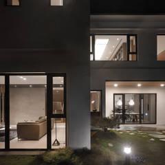 สวน โดย 形構設計 Morpho-Design, โมเดิร์น