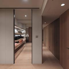 Dressing room by 形構設計 Morpho-Design