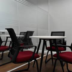 Office buildings by VAN NAM FURNITURE & INTERIOR DECORATION CO., LTD., Classic