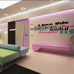 ANTE MİMARLIK  – Park Tıp Merkezi:  tarz Hastaneler