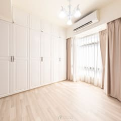 Dressing room by 元作空間設計