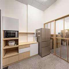 Bếp nhỏ by 元作空間設計