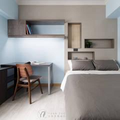 WANG House:  青少年房 by 元作空間設計