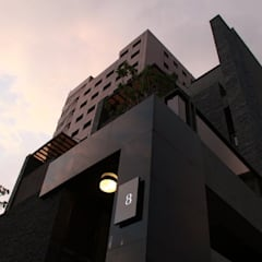 Villas by 勻境設計 Unispace Designs