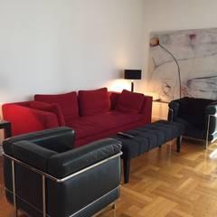 Living room by Feinstwerk, Feng Shui & Inneneinrichtungen
