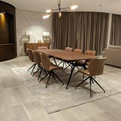 :  غرفة السفرة تنفيذ FN Design