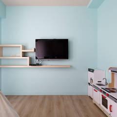 CHEN House:  嬰兒房 by 元作空間設計