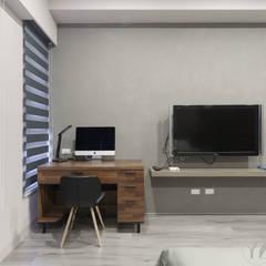 CHEN House:  牆面 by 元作空間設計