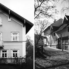 Massenhousen: Casa di campagna in stile  di Giada Ghergo Architetto