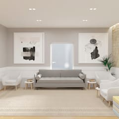 嬰兒房 by NRN diseño de interiores