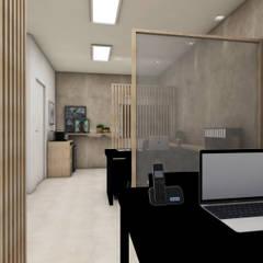 Projeto V.T: Espaços comerciais  por JS.ARQUITETURA