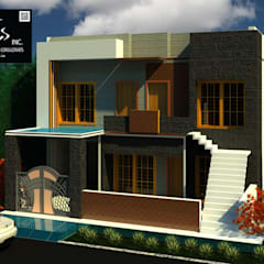 structure and architectural services:  Villas by The Roots Inc.