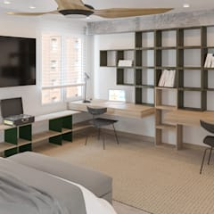 Study/office by NAROAN