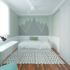 Teen bedroom by NAROAN