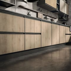 Built-in kitchens by nuovimondi di Flli Unia snc
