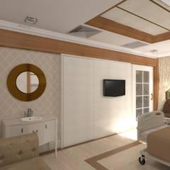 Asya Yapı İçmimarlık – Ahmet bey Hastane özel oda:  tarz Klinikler