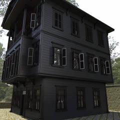 خانه ها by Asya Yapı İçmimarlık