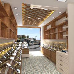 Espaces commerciaux de style  par Asya Yapı İçmimarlık