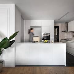 序.境:  廚房 by 築川設計