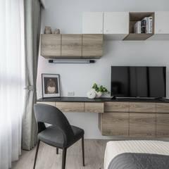 Bedroom by 築川設計