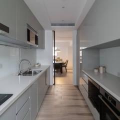 مطبخ تنفيذ 築川設計