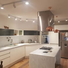 Kitchen units by A3 arquitectas - Salta