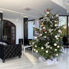Ogród zimowy: styl , w kategorii Ogród zimowy zaprojektowany przez Fabryka Wnętrz