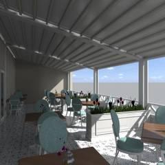 Projekty,  Gastronomia zaprojektowane przez Asya Yapı İçmimarlık