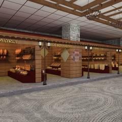 Asya Yapı İçmimarlık – Rize müze:  tarz Etkinlik merkezleri