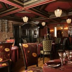 Restaurantes de estilo  por Novik Design
