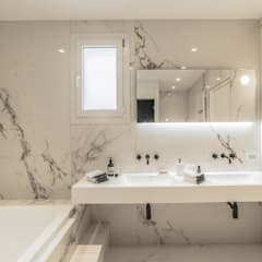 Bathroom by MODO Architettura